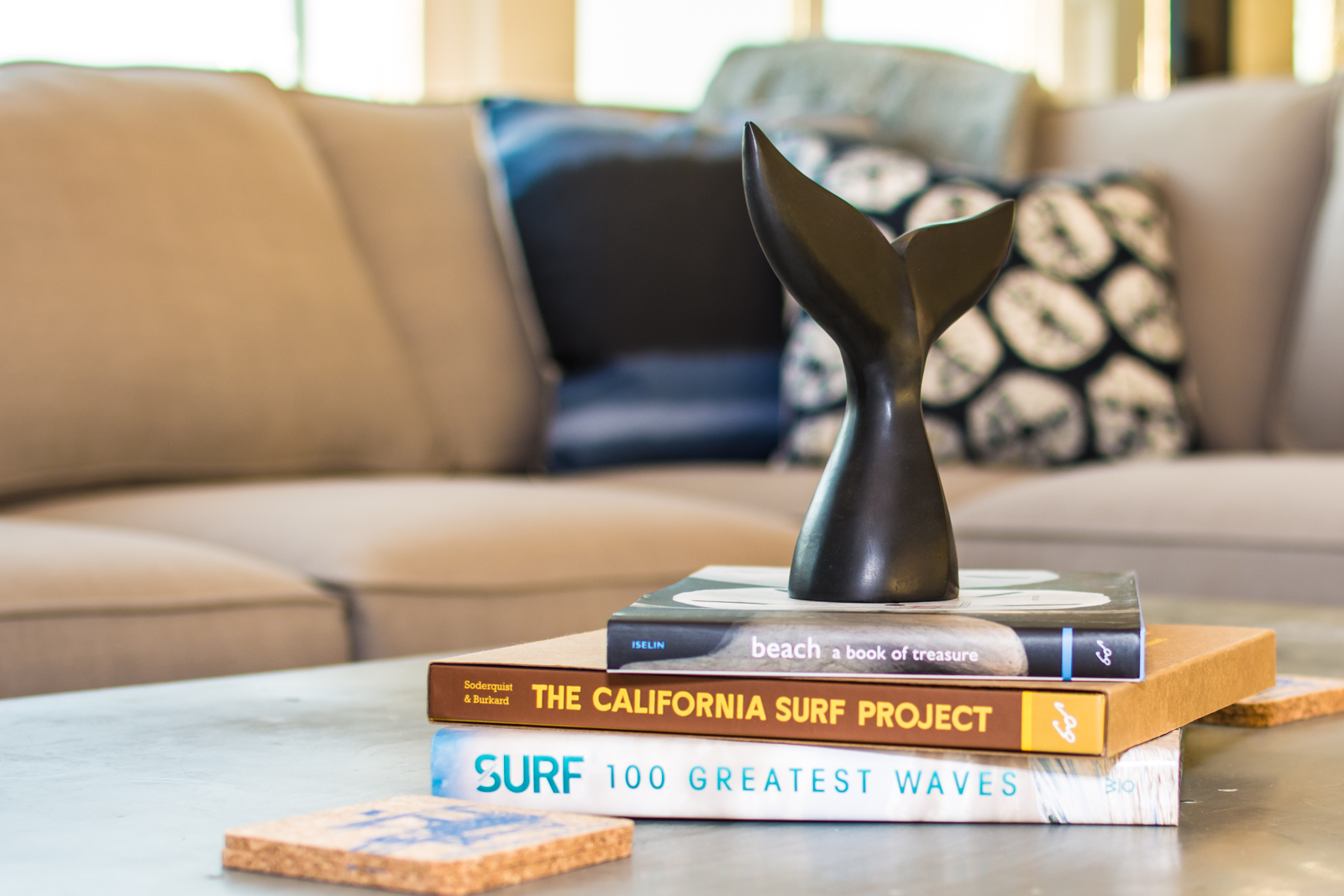 Whale Tail & Coffee Books